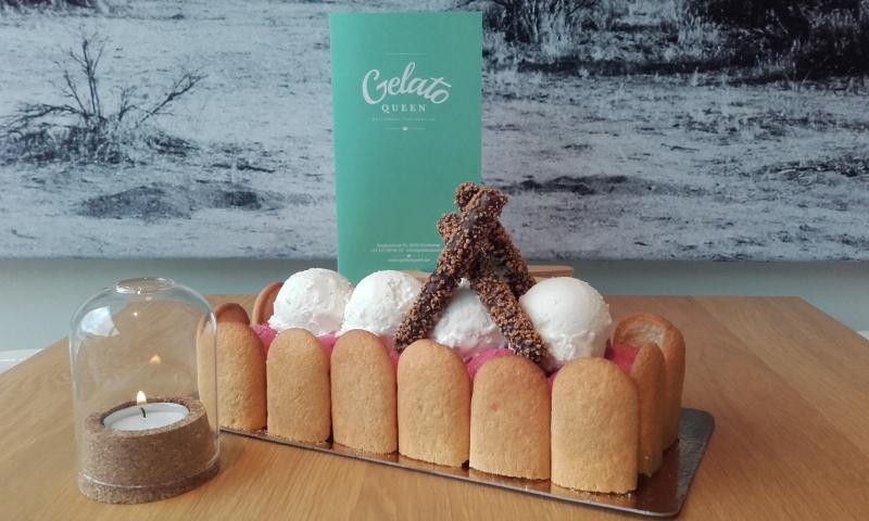 Gelato Queen - cake