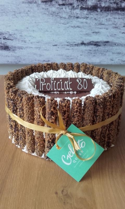 Gelato Queen - cake proficiat