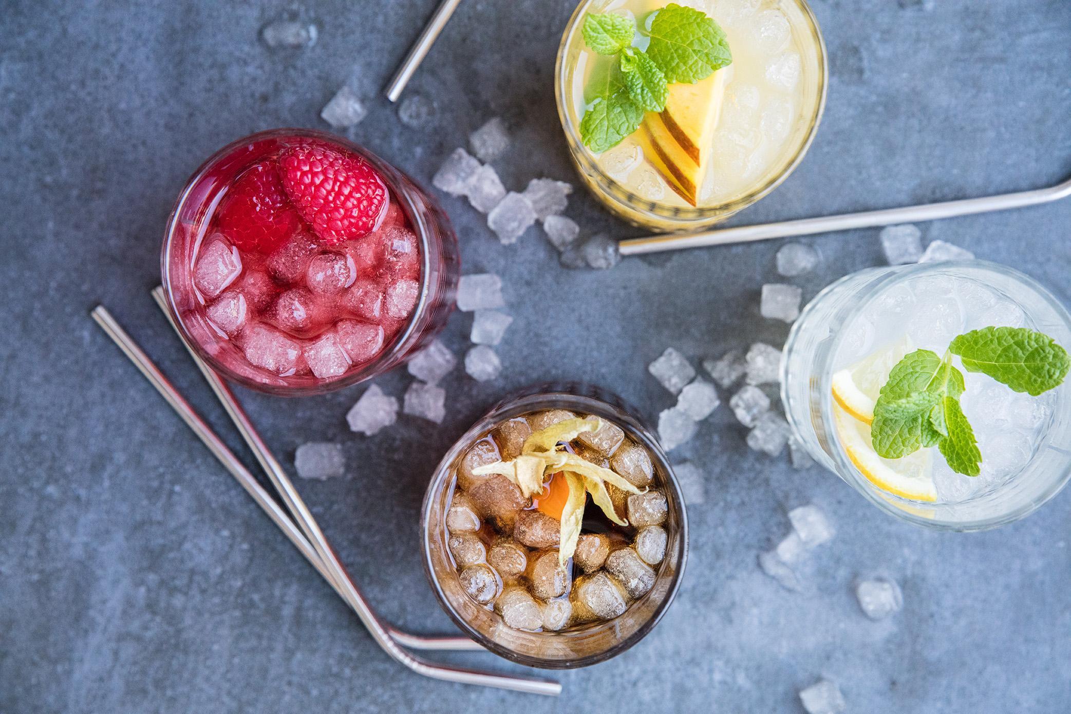 GELATO QUEEN huisbereide limonades