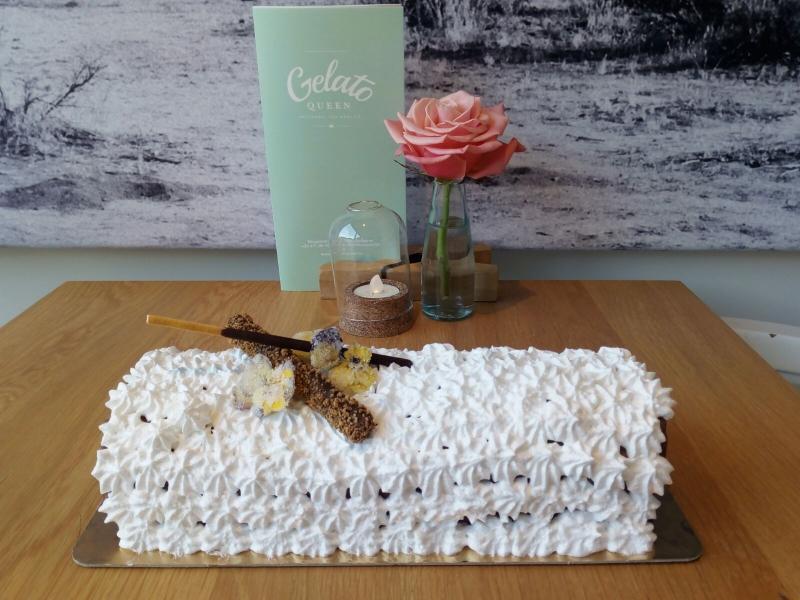 Gelato Queen - Gelato cake