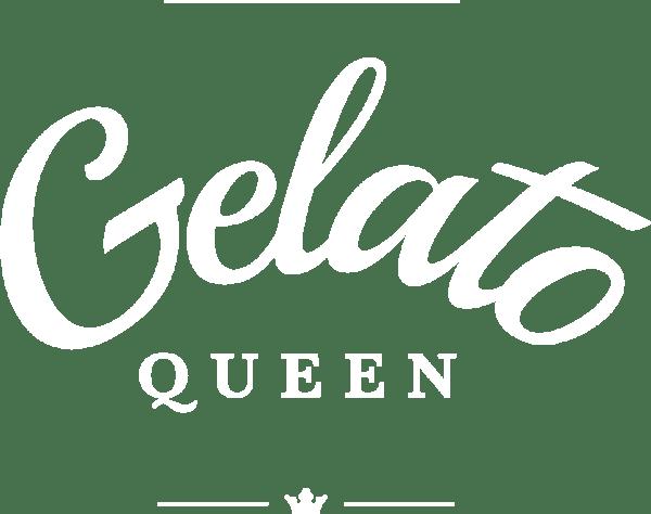 Gelato Queen logo invert